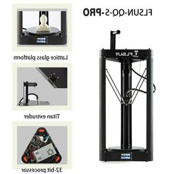 FLSUN High Speed QQ-S 3D Printer 255X360mm print Size Auto L