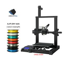 ANYCUBIC Mega Zero 3D Printer Modular Assembly Easy Leveling