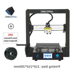 ANYCUBIC i3 MEGA-S 3D Printer 210x210x205mm With UltraBase H