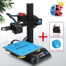 KP3 3D Printer DIY Kit Resume Print Drucker w/ DC 24V Coolin