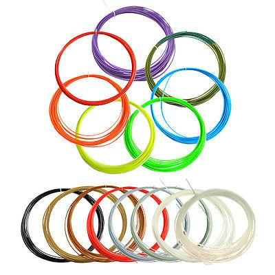 10pcs Printer Filament 3D Pen 1.75