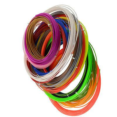 10pcs 3d printer pen filament for modeling