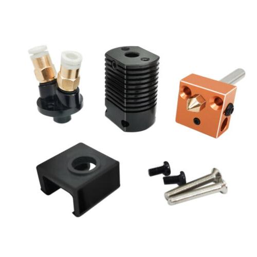 2 In 1 MK8 Metal Hotend Extruder Kit for Creality