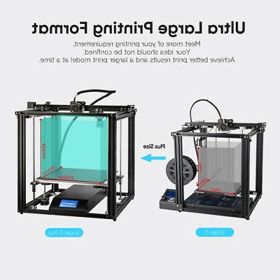 Creality Ender-5 3D Printer DIY 350*350*400mm Large Build US