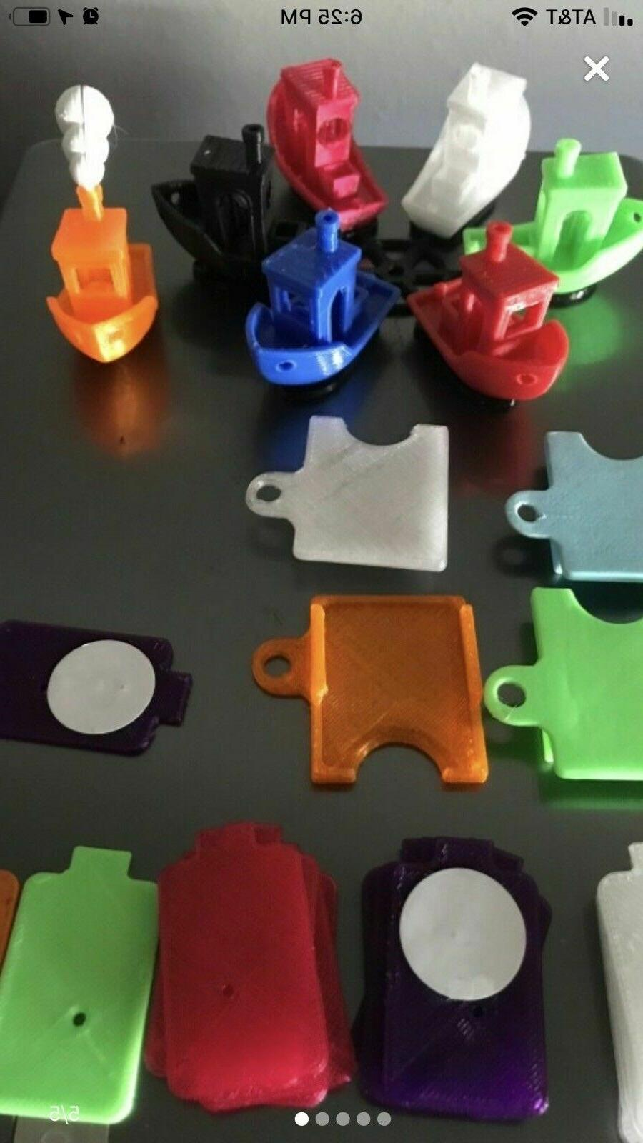 3d Jr & Use Your - Tags and Holder Clip