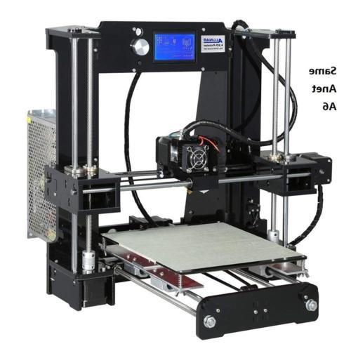 ALUNAR Prusa Self-assembly Desktop Printing