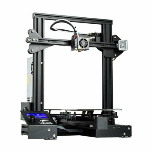 Creality Ender 3D 220X220X250mm Power US