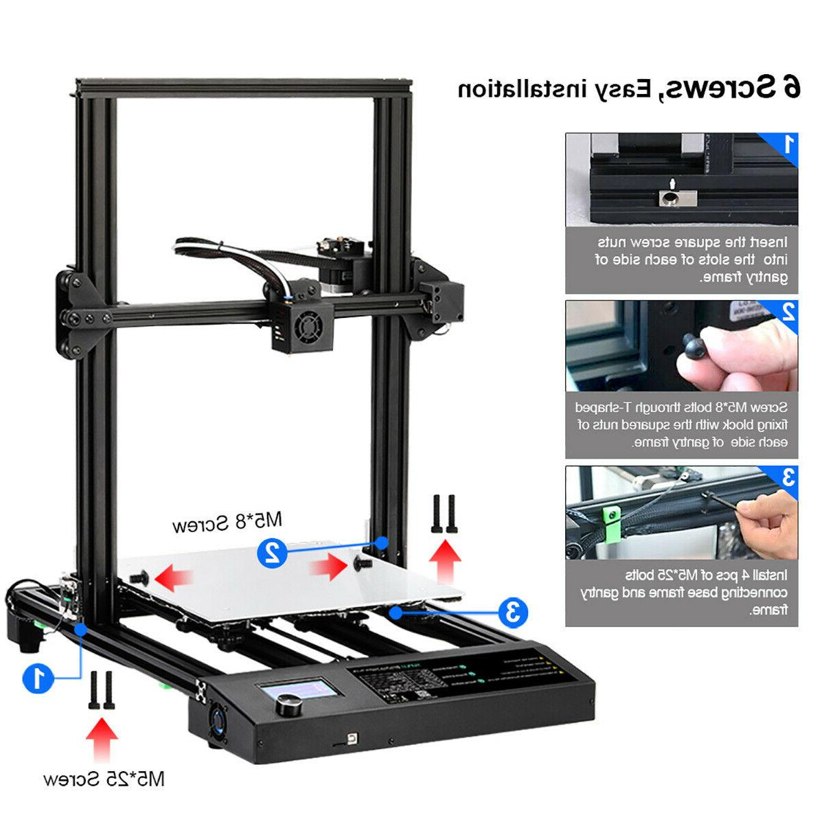 SUNLU S8 With Free Filament DIY Large New