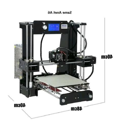 ALUNAR 3D Printer i3 Kit DIY Desktop FDM C10