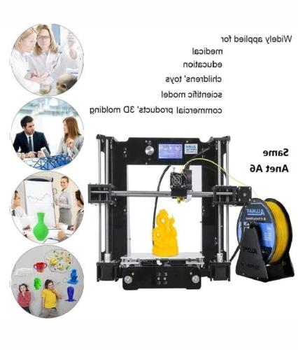 ALUNAR 3D Printer Kit DIY FDM Printer C10