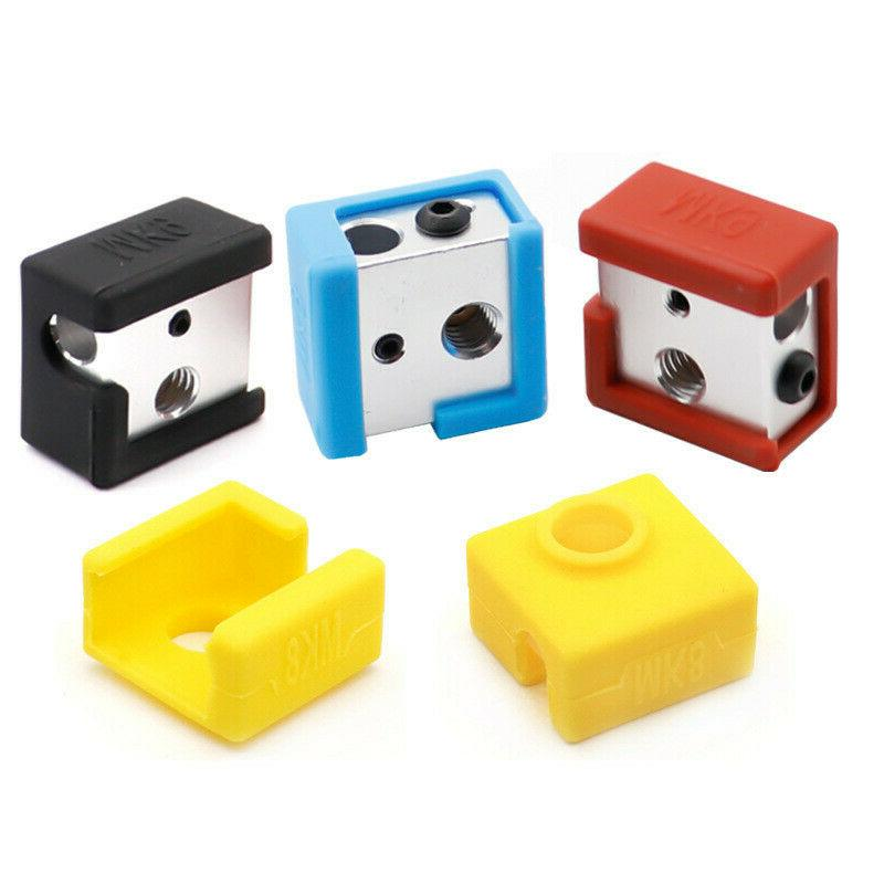 3d printer insulation case heating block sock