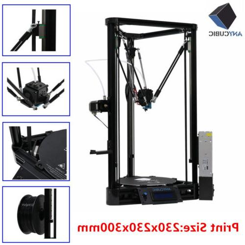 Anycubic 3D Chiron/Photon/Mega/Kossel High Precision