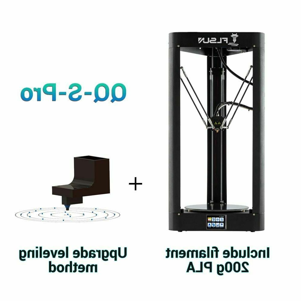 3D Flsun QQ S Delta Kossel Upgraded Resume Pre-assembly