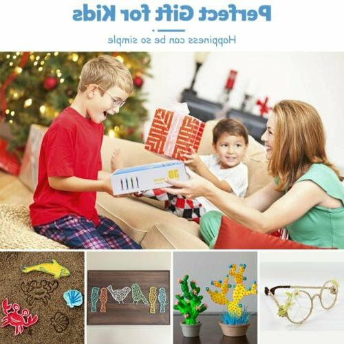 3D Printing Doodle Arts Printer Modeling PLA ABS Filaments For Kids
