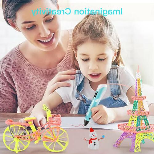 3D Pen LED Display for Chirldren Making and Crafts Tool