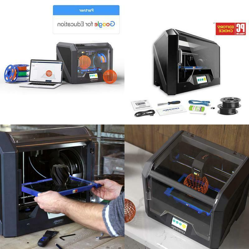 3d45 award winning 3d printer idea builder