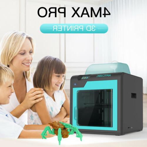 4max pro 3d printer large bulid volume