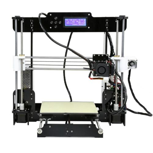 Anet A8 3D Printer 220*220*240mm Desktop Kits with PLA TF Card
