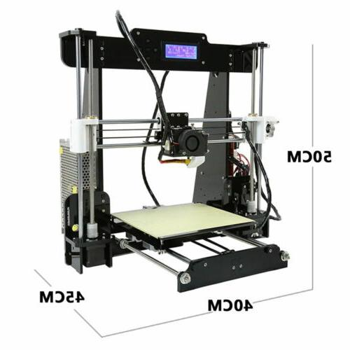 Anet A8 220*220*240mm with 10M TF