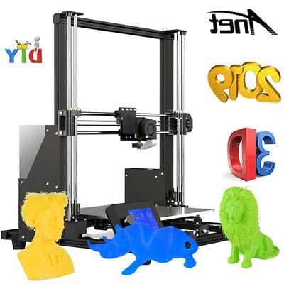 a8 plus 3d printer 300 300 350mm