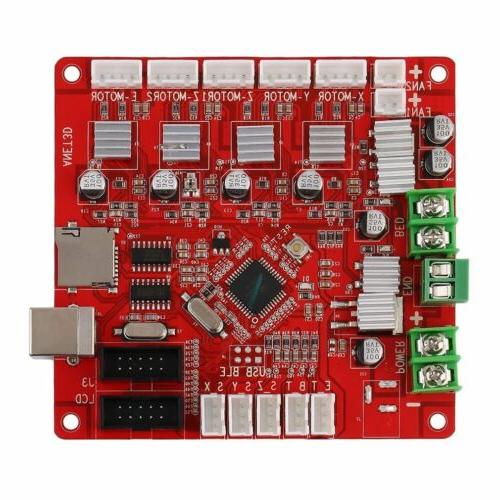 Anet 3D Board Version support A2/A6/A8