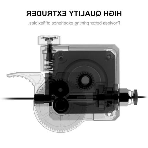 Auto-Lleveling Dual Z-Axis Ø400x450mm & filament