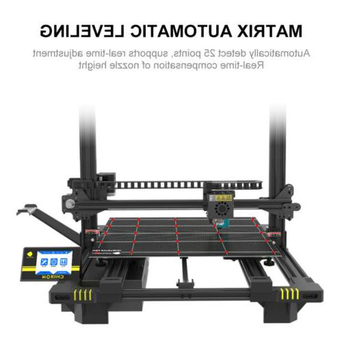 Anycubic 3D Oversized Upgraded 3.5inch TFT Heatbed 400x400x450mm