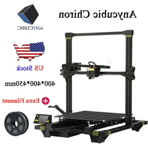 chiron 3d printer oversized upgraded 3 5inch