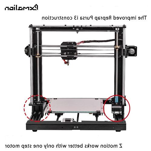Pxmalion Core 3D DIY Multiple Printing RunOut