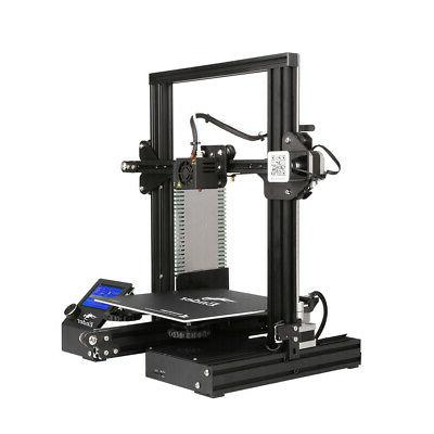 Creality 3D High-precision 3D Printer Resume