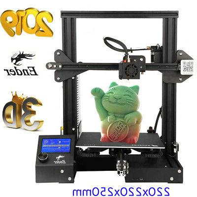 Creality Ender-3 DIY 3D Printer High-precision Self-assemble