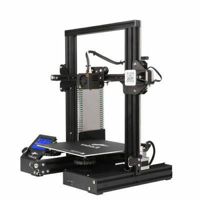 New Version Ender 3 Printer With Removable Build Plate 24V