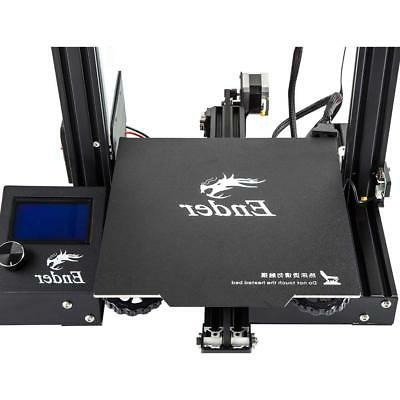Comgrow Creality Pro 3D Printer Upgrade Cmagnet Build Pl...