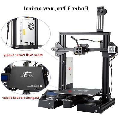 Comgrow Creality Ender 3 Pro Printer Upgrade Build Surface Pl...