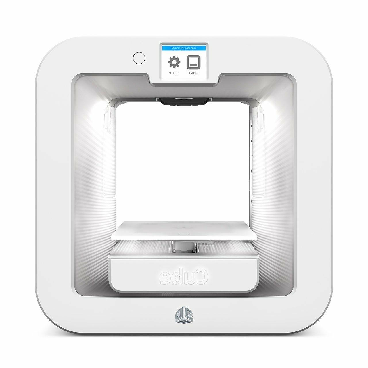 cube wireless printer 3rd generation 391100 white