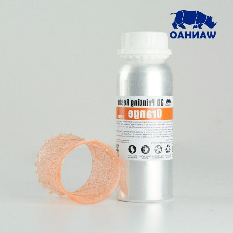 Wanhao Cure High Resin for LCD/SLA/DLP