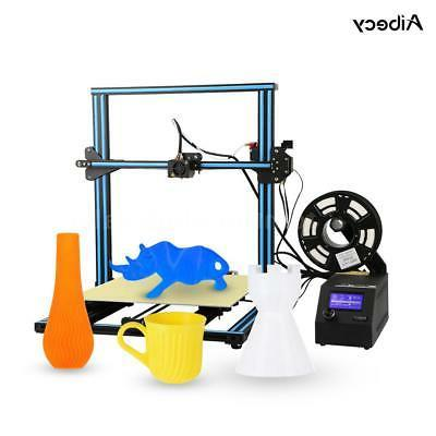 DIY 3D Printer CR-10S5 500x500x500mm Dual Filament Run-out Monitor