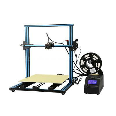 DIY 3D Printer CR-10S5 Dual Filament Run-out Monitor