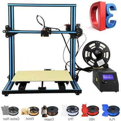 diy 3d printer cr 10s5 500x500x500mm dual