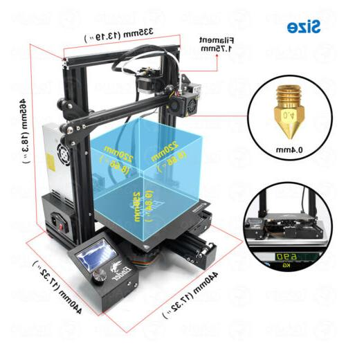 Authentic Creality Ender 3 Pro 3D use