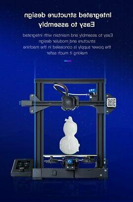 Creality Ender-3 interface glass be