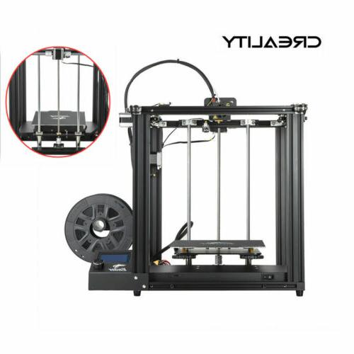 Father's day New Offical Creality 3D Ender 5 3D US Stock