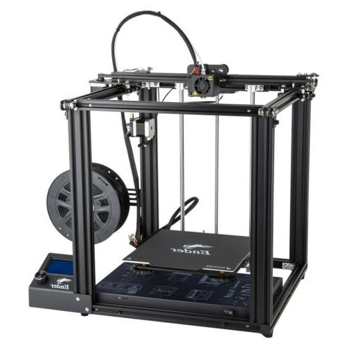Creality 3D Ender 5 3D Printer with Resume Printing Function