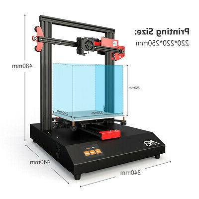 Printer grade All-Metal Auto-leveling Assembly