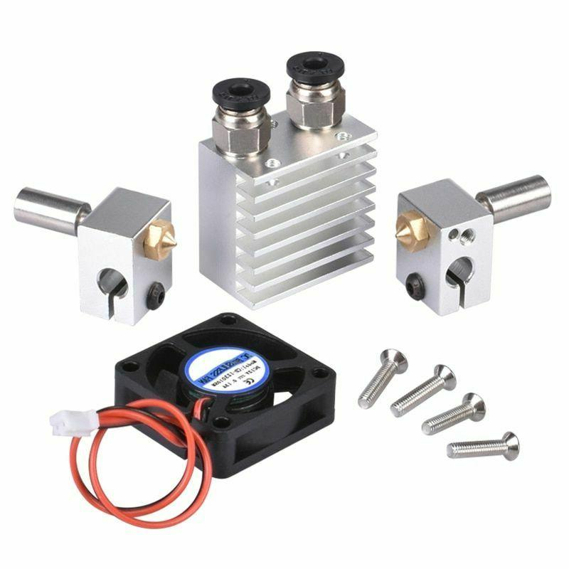 Extruder Double Print Kit For Accessories