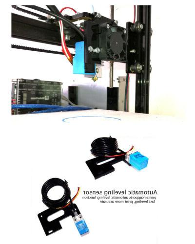Flsun Diy Large Printing 3.2''Color Touch Screen Dual Extruder