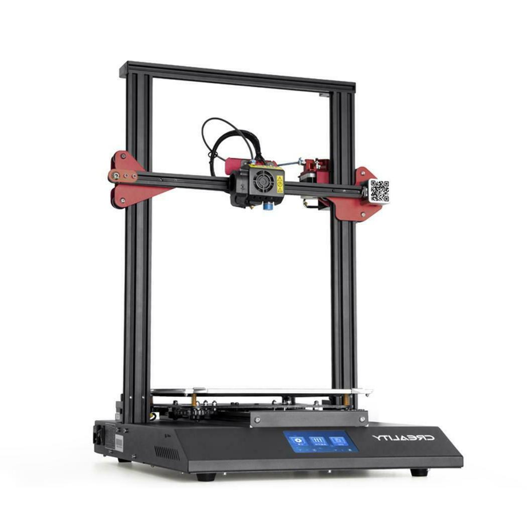 high accuracy modular 3d printer automatic leveling