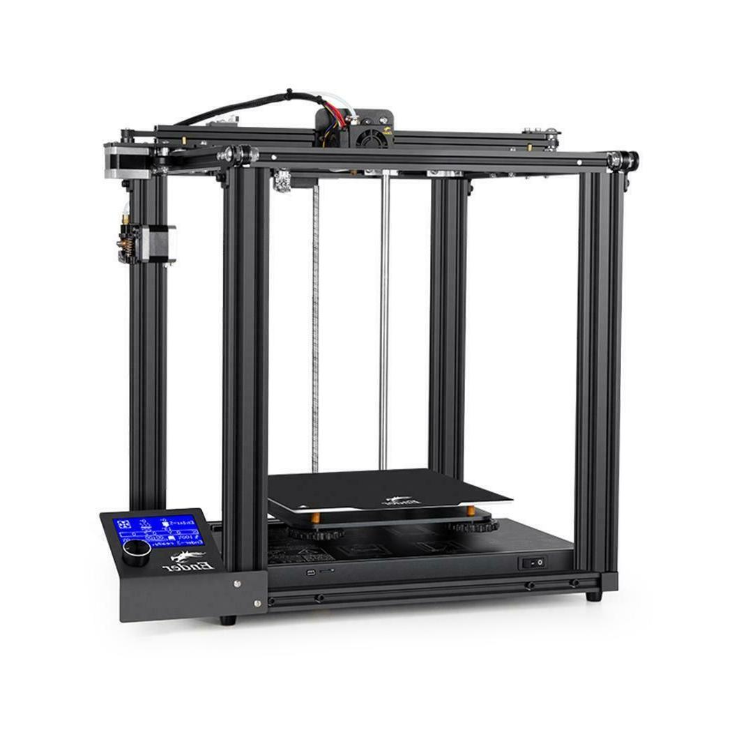 High Accuracy Printer Y-axis With LCD