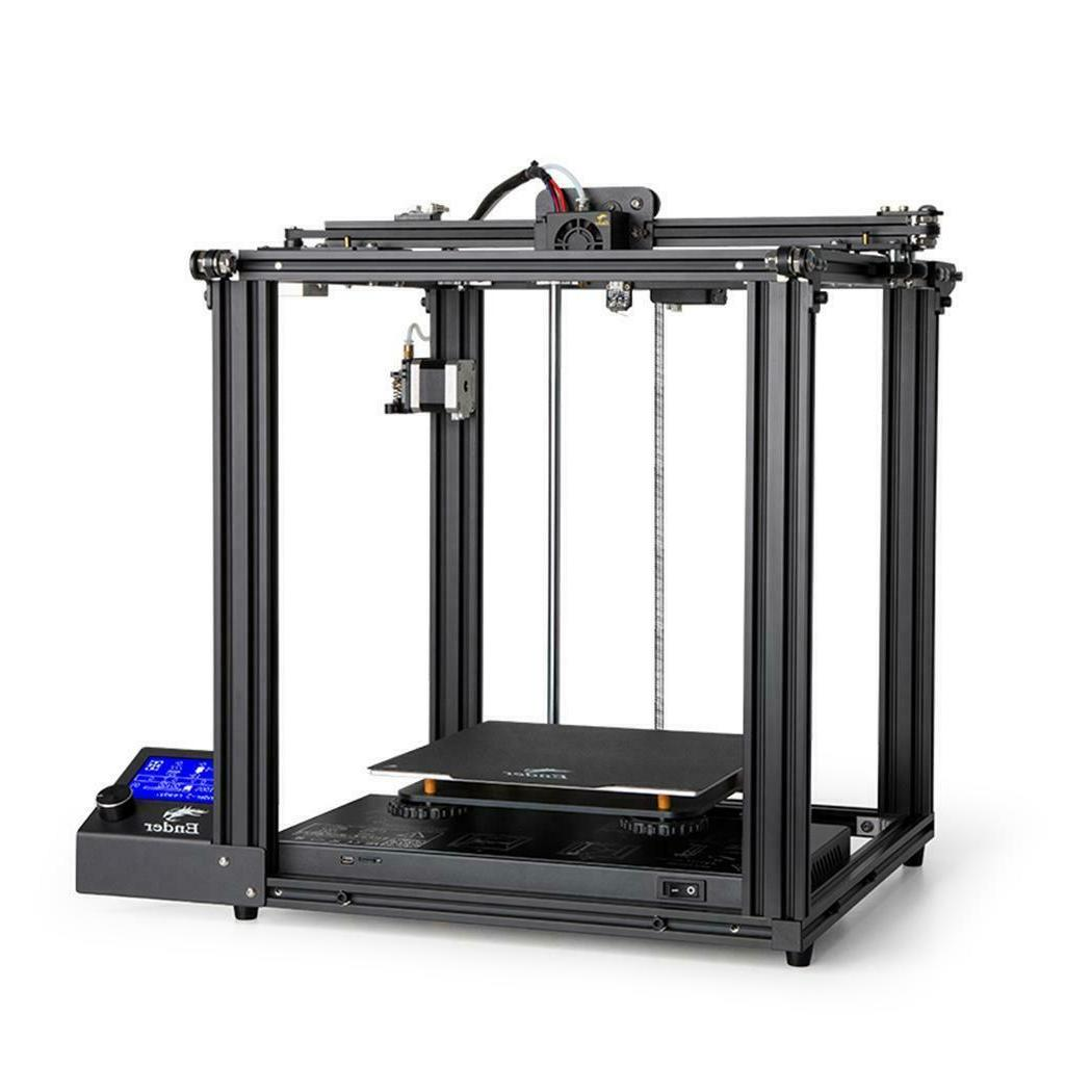 High Accuracy Modular 3D Printer Double LCD Display