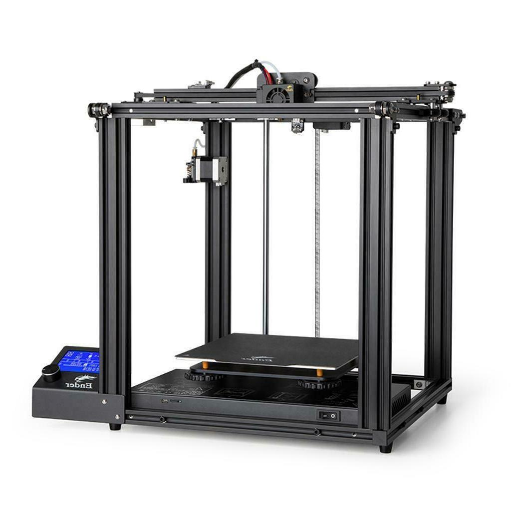 High Accuracy 3D Printer Double Y-axis LCD Display